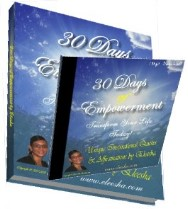30 Days of Empowerment Mp3 Audio (Immediate Download)! Inspirational quotes and affirmations by Eleesha at www.eleesha.com