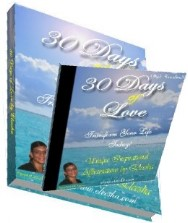 30 Days of Love Mp3 Audio (Immediate Download)! Inspirational quotes and affirmations by Eleesha at www.eleesha.com