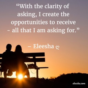 00055 With the clarity PicQuote by Eleesha Inspiration Quote Affirmation Sayings