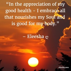 00067 In the appreciation PicQuote by Eleesha Inspiration Quote Affirmation Sayings