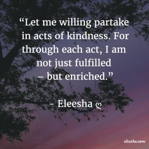 00086 Let me willing partake PicQuote by Eleesha Inspiration Quote Affirmation Sayings