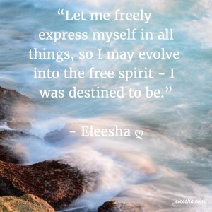 00104 Let me invite new opportunities PicQuote by Eleesha Inspiration Quote Affirmation Sayings