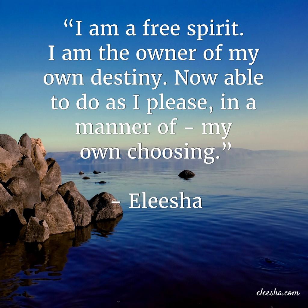 Free Spirit?