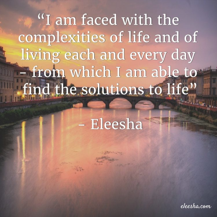 Complexity Of Life Quotes Daily Inspiration Quotes