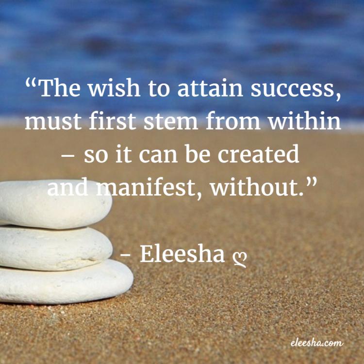 Success Inspiration Affirmations Quotes Motivational