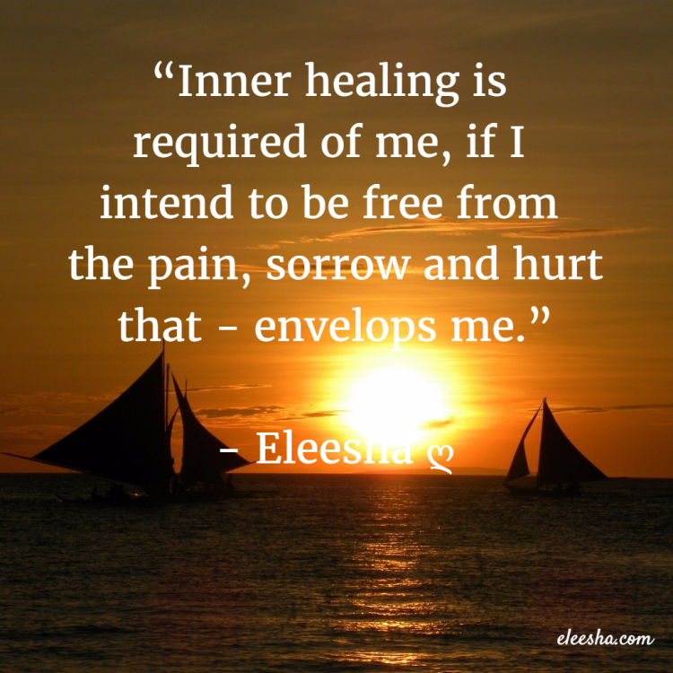 Motivational And Inspirational Picture Quotes: Inner-healing Inspiration Affirmations Quotes Motivational