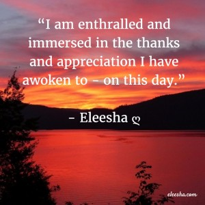 00006 I Am Enthralled PicQuote by Eleesha Inspiration Quote Affirmation Sayings