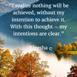 00026 I realize nothing PicQuote by Eleesha Inspiration Quote Affirmation Sayings