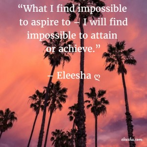 00043 What I find PicQuote by Eleesha Inspiration Quote Affirmation Sayings