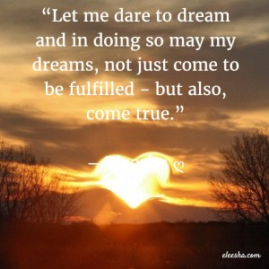 00044 Let me dare PicQuote by Eleesha Inspiration Quote Affirmation Sayings