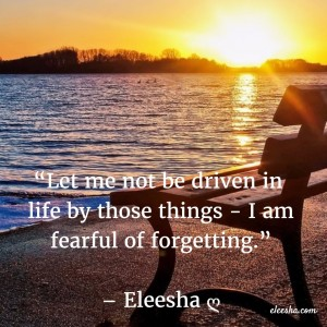 00046 Let me not PicQuote by Eleesha Inspiration Quote Affirmation Sayings