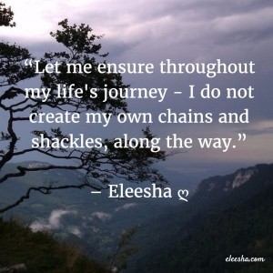 00047 Let me ensure PicQuote by Eleesha Inspiration Quote Affirmation Sayings