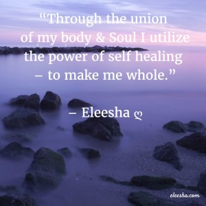 00050 Through the union PicQuote by Eleesha Inspiration Quote Affirmation Sayings