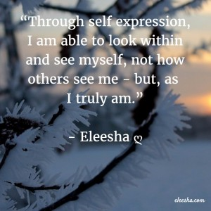 00098 I am open to encouragement PicQuote by Eleesha Inspiration Quote Affirmation Sayings