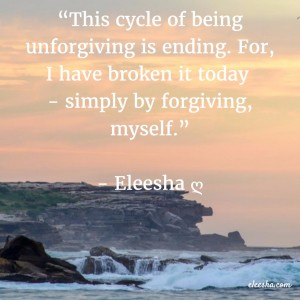 00101 This cycle a sharer PicQuote by Eleesha Inspiration Quote Affirmation Sayings